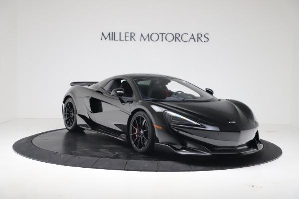 Used 2020 McLaren 600LT Spider for sale $249,900 at Maserati of Westport in Westport CT 06880 16