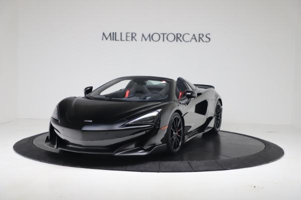 New 2020 McLaren 600LT SPIDER Convertible for sale Sold at Maserati of Westport in Westport CT 06880 2