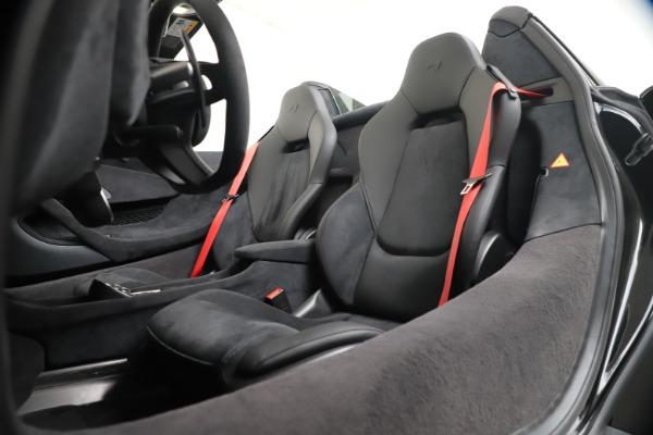 Used 2020 McLaren 600LT Spider for sale $249,900 at Maserati of Westport in Westport CT 06880 20