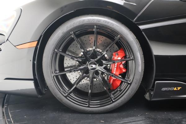 New 2020 McLaren 600LT SPIDER Convertible for sale Sold at Maserati of Westport in Westport CT 06880 21