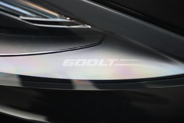 Used 2020 McLaren 600LT Spider for sale $249,900 at Maserati of Westport in Westport CT 06880 22
