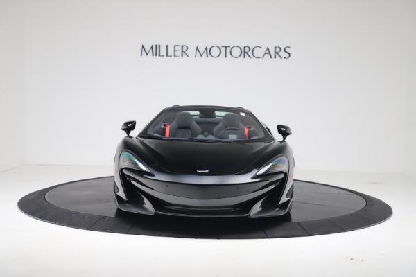 Used 2020 McLaren 600LT Spider for sale $249,900 at Maserati of Westport in Westport CT 06880 3
