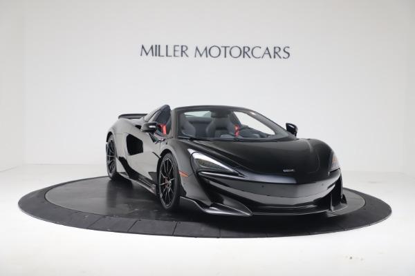 Used 2020 McLaren 600LT Spider for sale $249,900 at Maserati of Westport in Westport CT 06880 4
