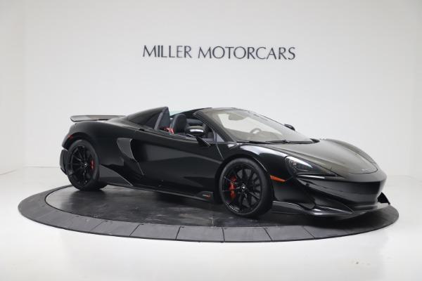 New 2020 McLaren 600LT SPIDER Convertible for sale Sold at Maserati of Westport in Westport CT 06880 5