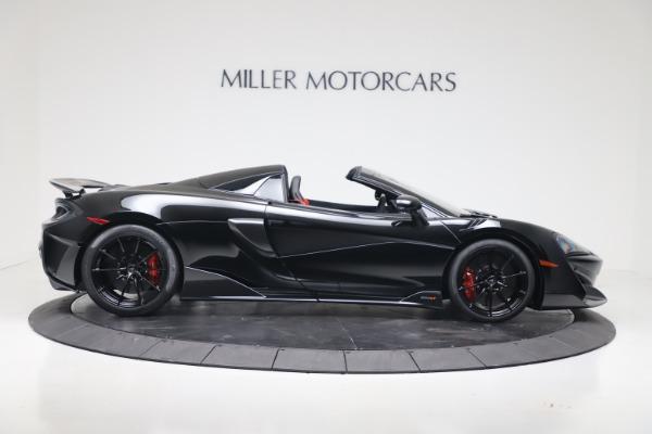 New 2020 McLaren 600LT SPIDER Convertible for sale Sold at Maserati of Westport in Westport CT 06880 6