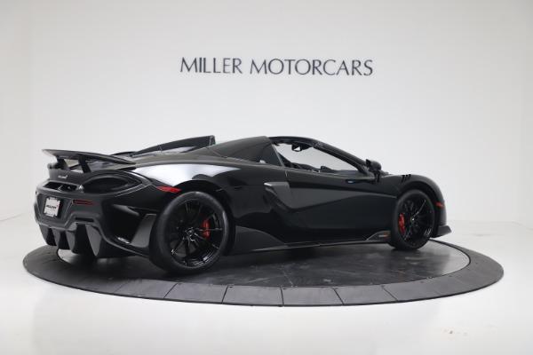 Used 2020 McLaren 600LT Spider for sale $249,900 at Maserati of Westport in Westport CT 06880 7