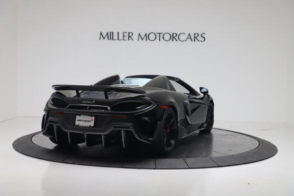 Used 2020 McLaren 600LT Spider for sale $249,900 at Maserati of Westport in Westport CT 06880 8