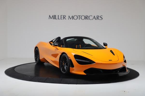 New 2020 McLaren 720S Spider Convertible for sale $374,440 at Maserati of Westport in Westport CT 06880 11