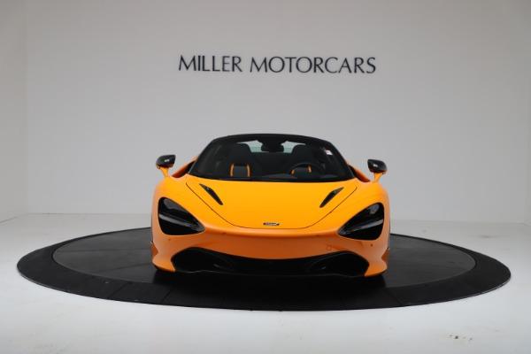 New 2020 McLaren 720S Spider Convertible for sale $374,440 at Maserati of Westport in Westport CT 06880 12