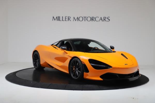 New 2020 McLaren 720S Spider Convertible for sale $374,440 at Maserati of Westport in Westport CT 06880 14