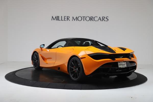 New 2020 McLaren 720S Spider Convertible for sale $374,440 at Maserati of Westport in Westport CT 06880 16