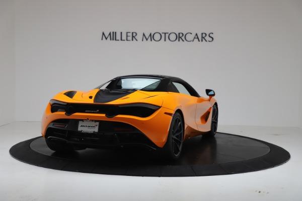 New 2020 McLaren 720S Spider Convertible for sale $374,440 at Maserati of Westport in Westport CT 06880 17