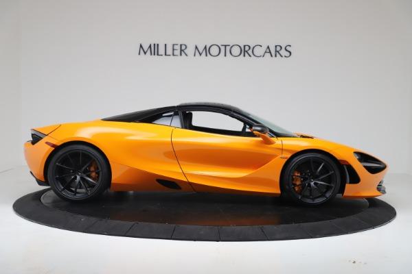 New 2020 McLaren 720S Spider Convertible for sale $374,440 at Maserati of Westport in Westport CT 06880 18