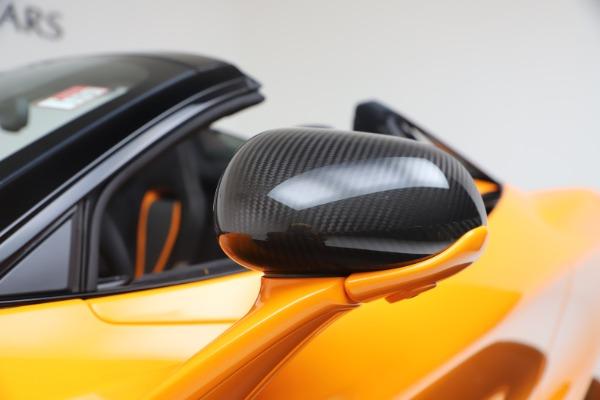 New 2020 McLaren 720S Spider Convertible for sale $374,440 at Maserati of Westport in Westport CT 06880 22