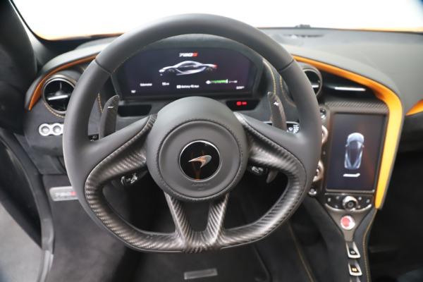 New 2020 McLaren 720S Spider Convertible for sale $374,440 at Maserati of Westport in Westport CT 06880 24