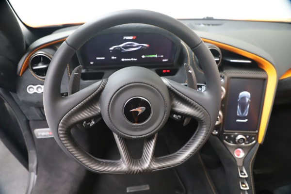New 2020 McLaren 720S Spider Performance for sale $374,440 at Maserati of Westport in Westport CT 06880 24