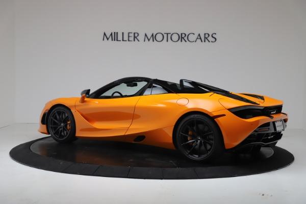 New 2020 McLaren 720S Spider Convertible for sale $374,440 at Maserati of Westport in Westport CT 06880 4