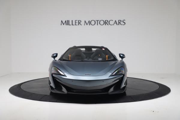 New 2020 McLaren 600LT SPIDER Convertible for sale Sold at Maserati of Westport in Westport CT 06880 11