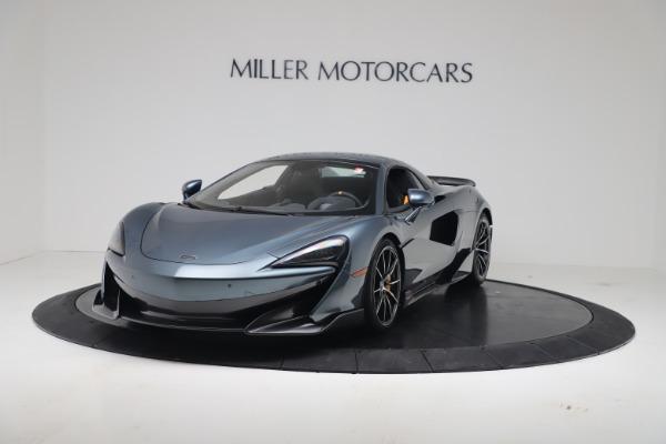 New 2020 McLaren 600LT SPIDER Convertible for sale Sold at Maserati of Westport in Westport CT 06880 12