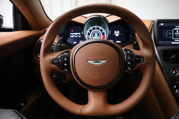 New 2020 Aston Martin DBS Superleggera Coupe for sale $371,006 at Maserati of Westport in Westport CT 06880 16