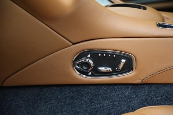 New 2020 Aston Martin DBS Superleggera Coupe for sale $371,006 at Maserati of Westport in Westport CT 06880 22