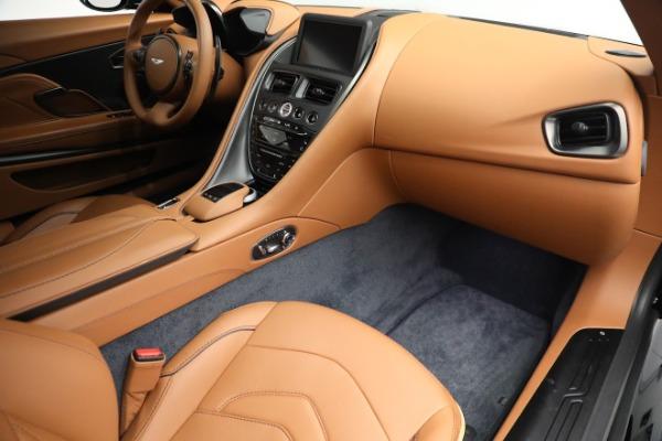 New 2020 Aston Martin DBS Superleggera Coupe for sale $371,006 at Maserati of Westport in Westport CT 06880 26