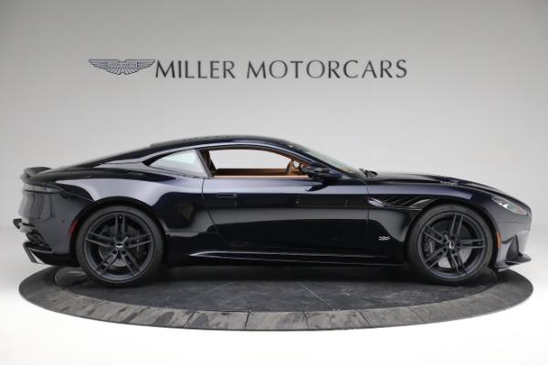 New 2020 Aston Martin DBS Superleggera Coupe for sale $371,006 at Maserati of Westport in Westport CT 06880 8