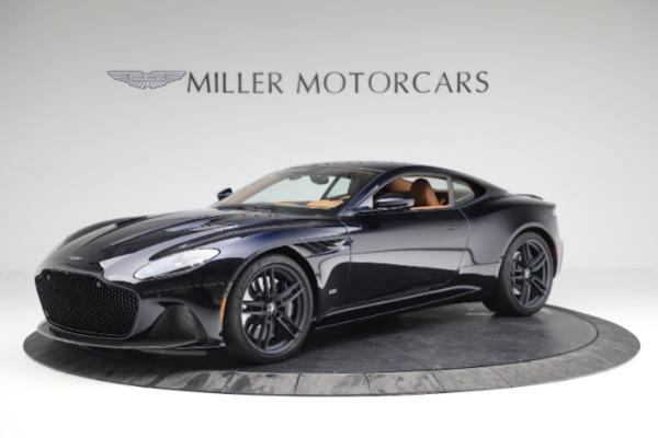 New 2020 Aston Martin DBS Superleggera Coupe for sale $371,006 at Maserati of Westport in Westport CT 06880 1
