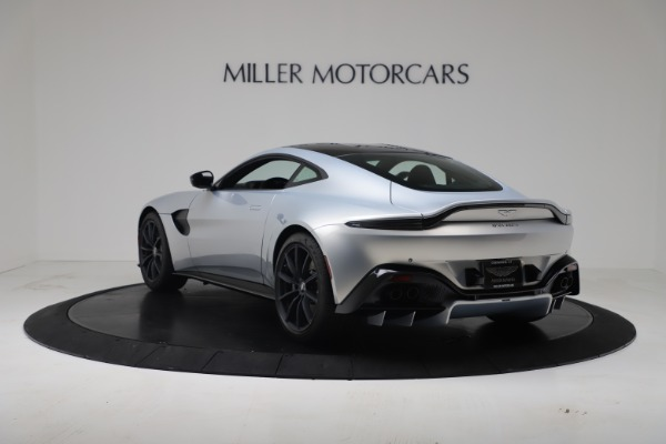New 2020 Aston Martin Vantage Coupe for sale Sold at Maserati of Westport in Westport CT 06880 21