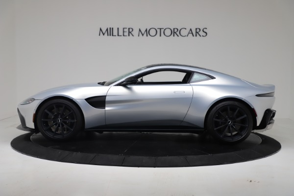 New 2020 Aston Martin Vantage Coupe for sale Sold at Maserati of Westport in Westport CT 06880 24