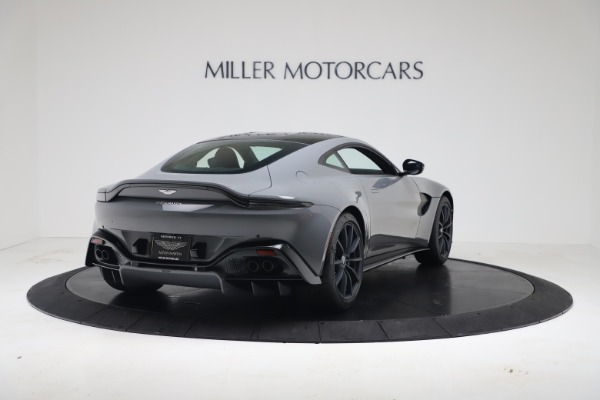 New 2020 Aston Martin Vantage Coupe for sale Sold at Maserati of Westport in Westport CT 06880 16