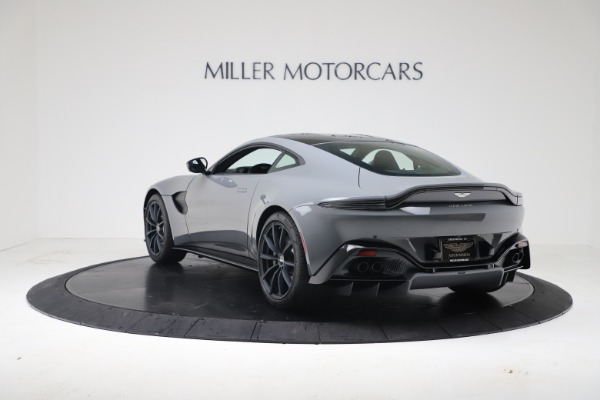 New 2020 Aston Martin Vantage Coupe for sale Sold at Maserati of Westport in Westport CT 06880 20