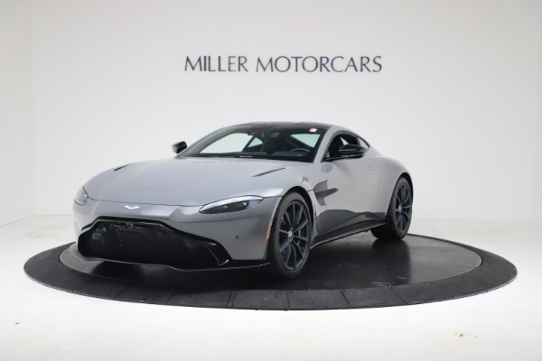 New 2020 Aston Martin Vantage Coupe for sale Sold at Maserati of Westport in Westport CT 06880 3
