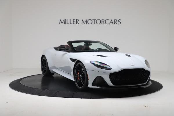 New 2020 Aston Martin DBS Superleggera Volante Convertible for sale Sold at Maserati of Westport in Westport CT 06880 10