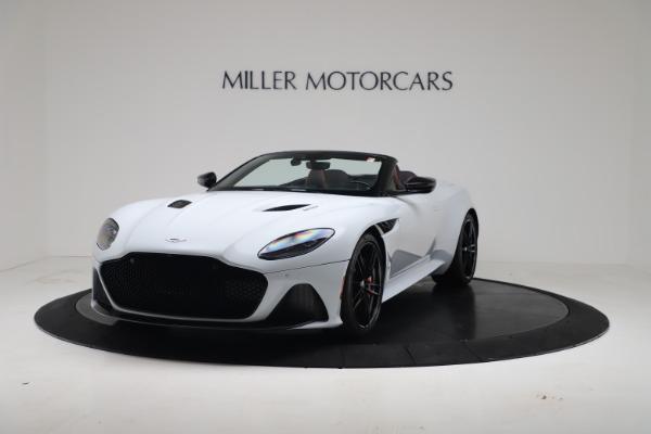 New 2020 Aston Martin DBS Superleggera Volante Convertible for sale Sold at Maserati of Westport in Westport CT 06880 12
