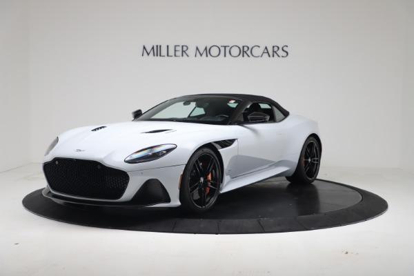 New 2020 Aston Martin DBS Superleggera Volante Convertible for sale Sold at Maserati of Westport in Westport CT 06880 13