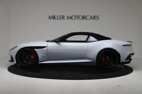 New 2020 Aston Martin DBS Superleggera Volante Convertible for sale Sold at Maserati of Westport in Westport CT 06880 14