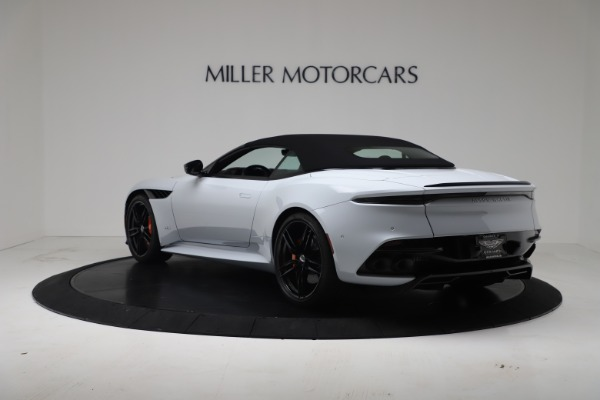 New 2020 Aston Martin DBS Superleggera Volante Convertible for sale Sold at Maserati of Westport in Westport CT 06880 15