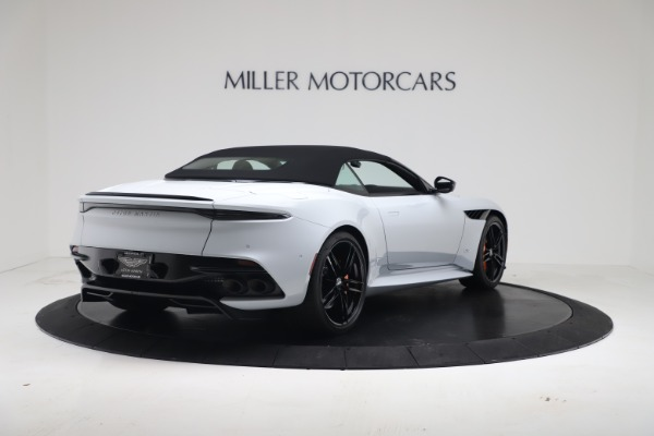 New 2020 Aston Martin DBS Superleggera Volante Convertible for sale Sold at Maserati of Westport in Westport CT 06880 16