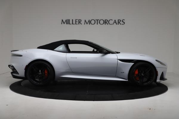 New 2020 Aston Martin DBS Superleggera Volante Convertible for sale Sold at Maserati of Westport in Westport CT 06880 17