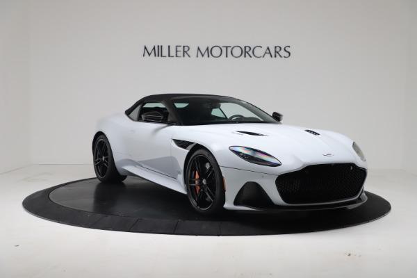 New 2020 Aston Martin DBS Superleggera Volante Convertible for sale Sold at Maserati of Westport in Westport CT 06880 18