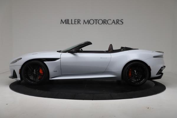 New 2020 Aston Martin DBS Superleggera Volante Convertible for sale Sold at Maserati of Westport in Westport CT 06880 2