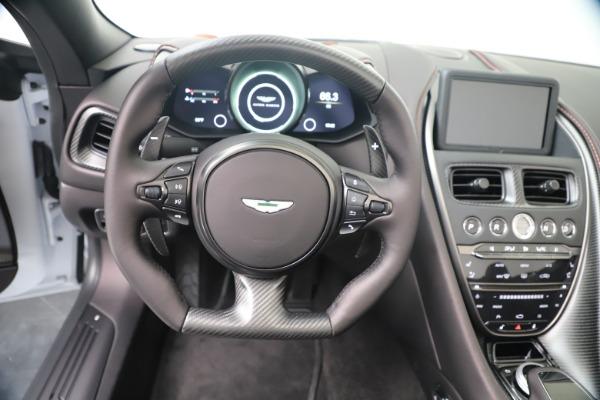 New 2020 Aston Martin DBS Superleggera Volante Convertible for sale Sold at Maserati of Westport in Westport CT 06880 21