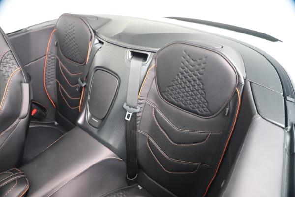 New 2020 Aston Martin DBS Superleggera Volante Convertible for sale Sold at Maserati of Westport in Westport CT 06880 24