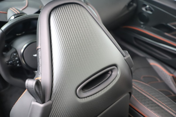 New 2020 Aston Martin DBS Superleggera Volante Convertible for sale Sold at Maserati of Westport in Westport CT 06880 26