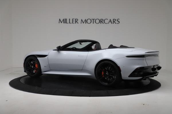 New 2020 Aston Martin DBS Superleggera Volante Convertible for sale Sold at Maserati of Westport in Westport CT 06880 3