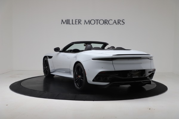 New 2020 Aston Martin DBS Superleggera Volante Convertible for sale Sold at Maserati of Westport in Westport CT 06880 4