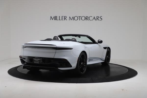 New 2020 Aston Martin DBS Superleggera Volante Convertible for sale Sold at Maserati of Westport in Westport CT 06880 6