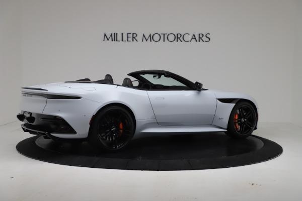 New 2020 Aston Martin DBS Superleggera Volante Convertible for sale Sold at Maserati of Westport in Westport CT 06880 7
