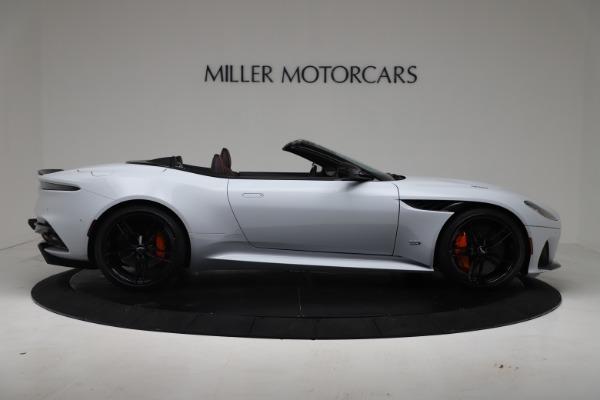 New 2020 Aston Martin DBS Superleggera Volante Convertible for sale Sold at Maserati of Westport in Westport CT 06880 8